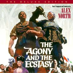 Agony and the Ecstasy, The (1965)