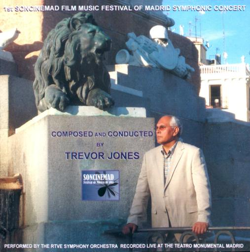 Trevor Jones - 1st Soncinemad Film Music Festival (2006)