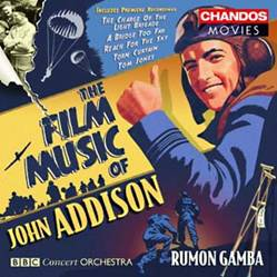 Film Music of John Addison, The